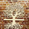 Дерево из фанеры 12 мм
